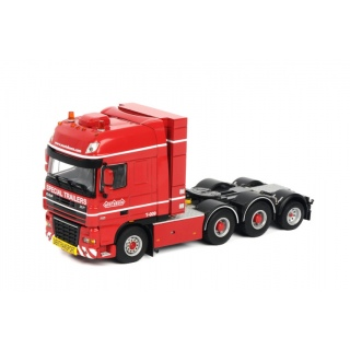 арт. 3390470 Масштабная модель DAF XF 105 Super Space Cab - Single truck with add-on axle 1:50